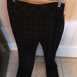 Connery Trouser navy plaid